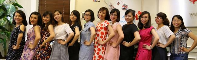 Ouverture du bureau à Hue et Sai Gon