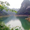 Le Lac de Thang Hen