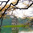 Le lac Hoan Kiem
