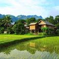 Le village de Pom Coong