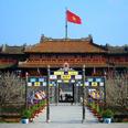 La citadelle de Hué