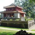 Le mausolée de Minh Mang