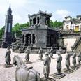 Le mausolée de Khai Dinh
