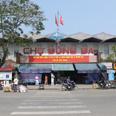 Le marché de Dong Ba