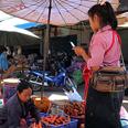 Les marchés de la ville