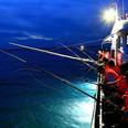 Pêcher de nuit