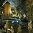 La grotte de Paradise