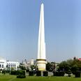 Le monument de l'Indépendance