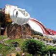 Le plus grand bouddha couché du monde