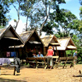 Village de Muang Ngoi