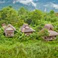 Maison traditionnelle des Phu Noï