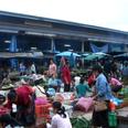 Le marché matinal