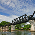 Le pont sur la rivière Kwai