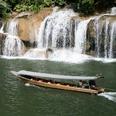Les chutes d'eau Saiyok