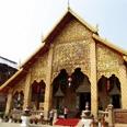 Le Wat Phra That Hariphunchai