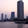 La rivière Chao Phraya