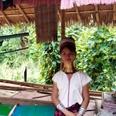 Le village Paduang des femmes girafes