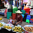 Le marché de Kalaw