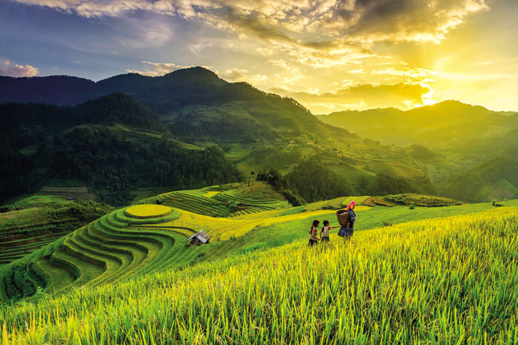 Voyage Mu Cang Chai,Asiatica Travel