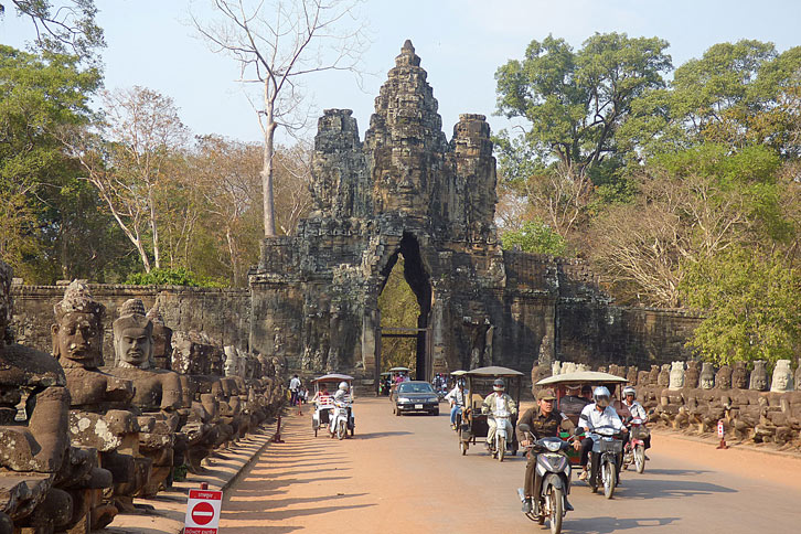 Voyage Siem Reap, Asiatica Travel