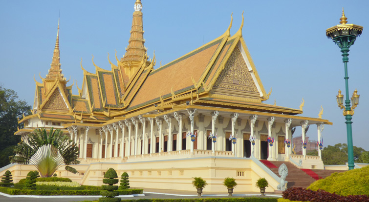 Voyage Phnompenh,Asiatica Travel