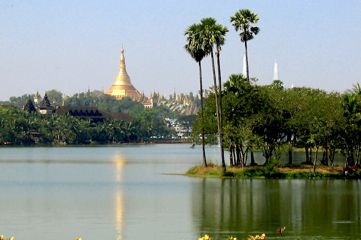 Voyage Yangon, Asiatica Travel