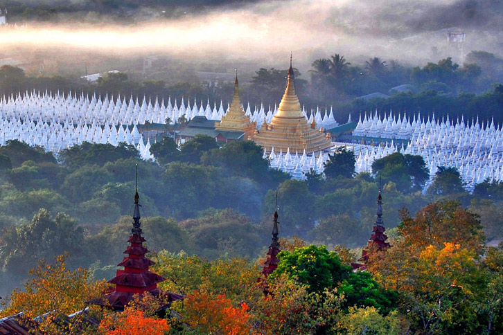 Voyage Mandalay,  Asiatica Travel