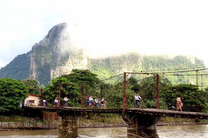 Voyage Vang Vieng,  Asiatica Travel