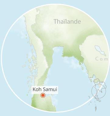 Koh Samui, Voyage en Thaïlande avec Asiatica