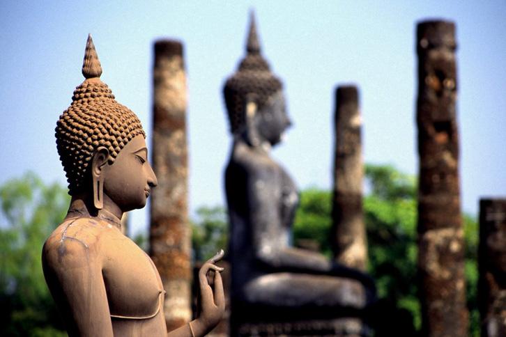 Sukhothai, Voyage en Thaïlande avec Asiatica