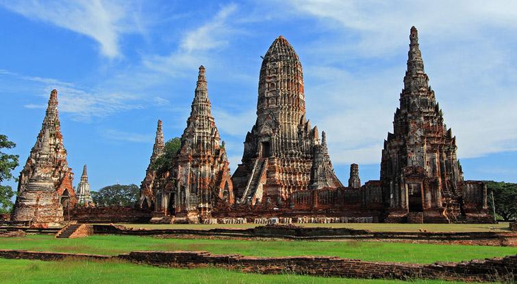 Ayutthaya, Thaïlande, Asiatica Travel