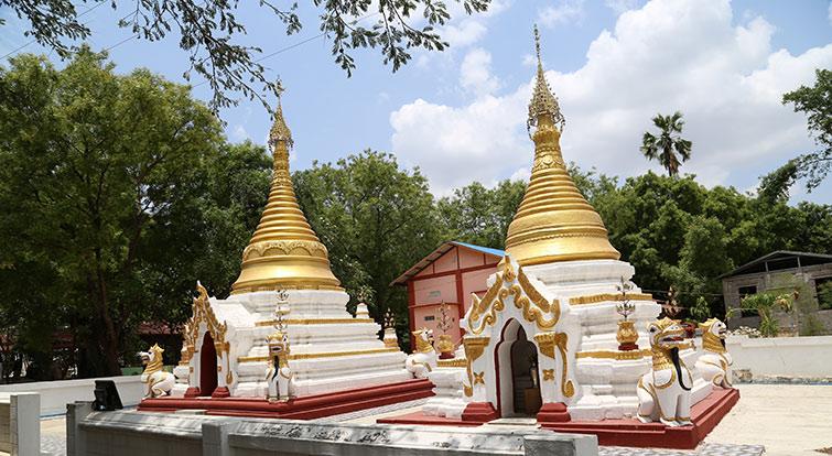 Voyage à Mingun, Voyage Myanmar avec Asiatica Travel