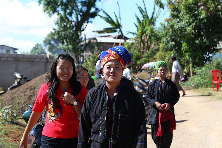 Voyage a Kalaw, Voyage au Myanmar, Asiatica Travel