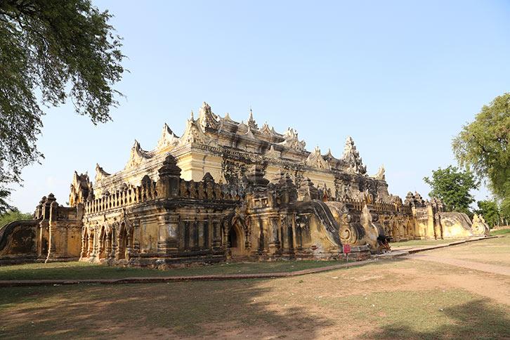 Voyage à Inwa et Amarapura avec Asiatica Travel