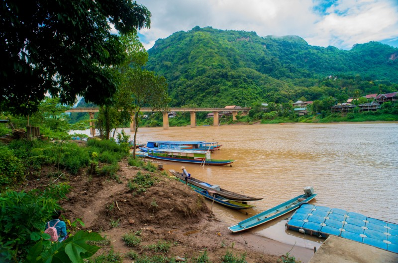 nogn khiaw, laos, voyage, asiatica travel, image