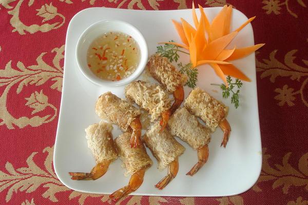 Cours de Cuisine Thuy Bieu