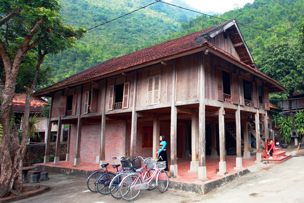 Chez Cuong, Mai Chau,Asiatica Travel
