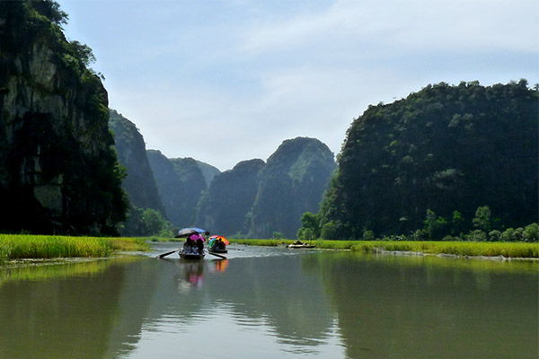 Tam Coc Asiatica Travel