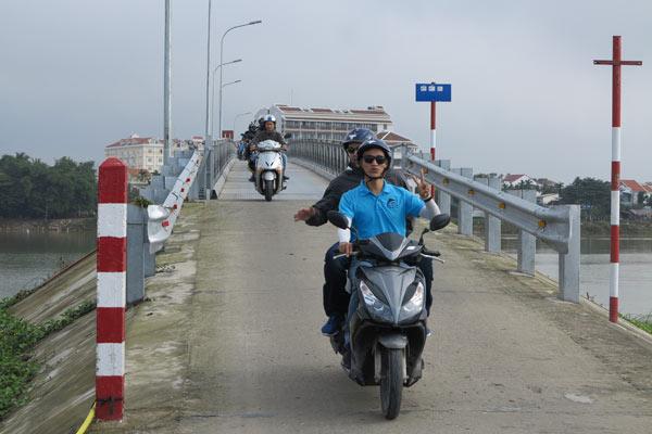 Hoi An en scooter