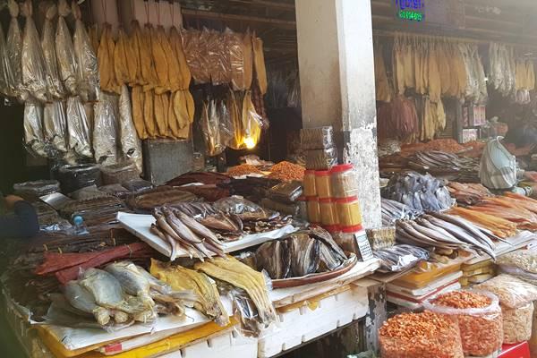 Dégustation de desserts Khmers au marché local