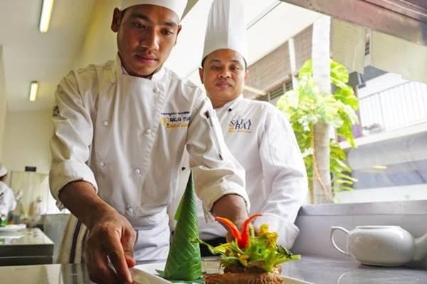 Sala Bai, l'école gastronomique à la française