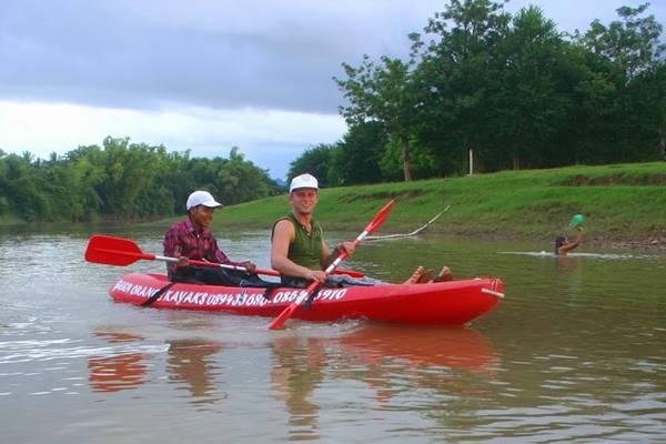 La vie Khmère est un fleuve tranquille