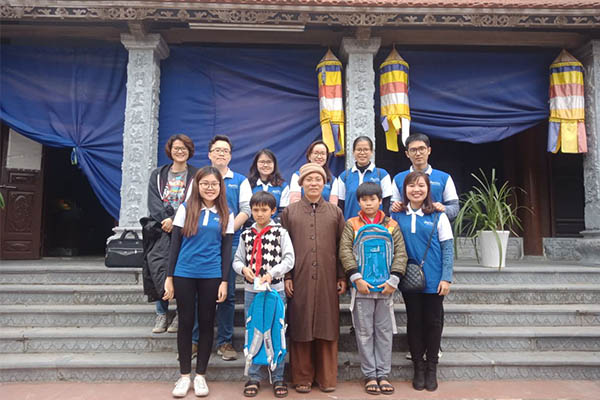 Ninh Binh, la joie partagée aux premiers jours de l'année 2019