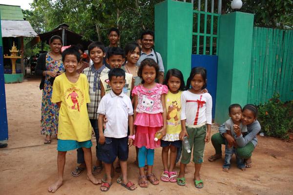 La maison KILT à Siem Reap, où le rêve commence