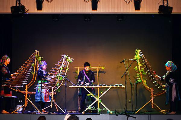 Club de musique traditionnelle vietnamienne en France sponsorisé par Asiatica Travel