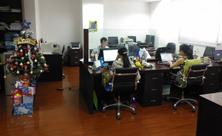 Bureau à Sai Gon
