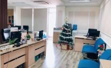 Notre bureau à Hue