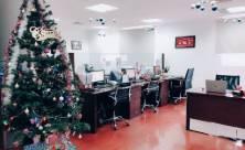 Notre bureau à Sai Gon