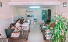 Notre bureau au Cambodge