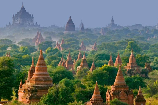 Voyage Myanmar, Asiatica Travel